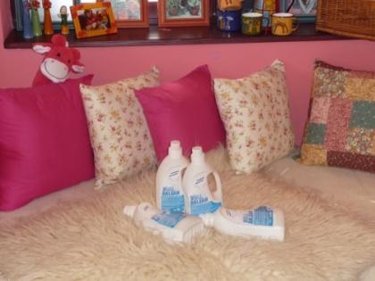 Foto LANOLÍN / lanolínový balzám, lanolínový šampón 1,5L