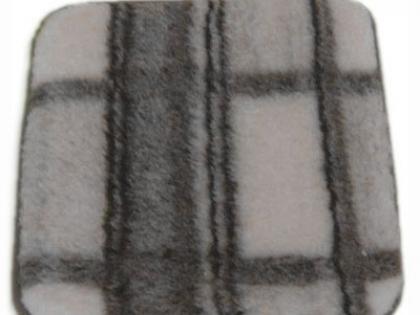 Foto Dvojvrstvová zateplená podložka, sedák na stoličku - do auta